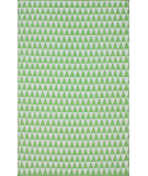 RugStudio presents Nuloom Hand Woven Spectrum Green Woven Area Rug