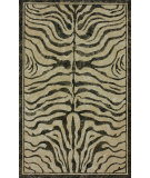 RugStudio presents Nuloom Machine Woven Safari Jute Black Machine Woven, Good Quality Area Rug