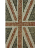 RugStudio presents Nuloom Machine Woven Uk Jute Blue Machine Woven, Good Quality Area Rug
