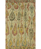 RugStudio presents Nuloom Machine Woven Paisley Jute Natural Machine Woven, Good Quality Area Rug