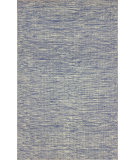 RugStudio presents Nuloom Flatweave Willow Blue Flat-Woven Area Rug
