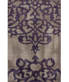 RugStudio presents Nuloom Hand Knotted Valentine Cement Hand-Knotted, Good Quality Area Rug