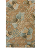 RugStudio presents Nuloom Hand Hooked Uber Brown Hand-Hooked Area Rug