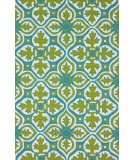 RugStudio presents Nuloom Hand Hooked Luxor Lime Hand-Hooked Area Rug