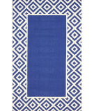 RugStudio presents Nuloom Hand Hooked Alice Blue Hand-Hooked Area Rug