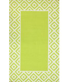 RugStudio presents Nuloom Hand Hooked Alice Green Hand-Hooked Area Rug