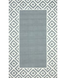 RugStudio presents Nuloom Hand Hooked Alice Grey Hand-Hooked Area Rug