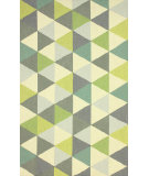 RugStudio presents Nuloom Hand Hooked Anderson Green Hand-Hooked Area Rug
