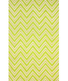 RugStudio presents Nuloom Hand Hooked Ditra Light Green Hand-Hooked Area Rug