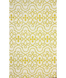 RugStudio presents Nuloom Hand Hooked Lace Medallion Sunflower Hand-Hooked Area Rug
