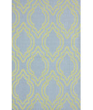 RugStudio presents Nuloom Hand Hooked Dylan Grey Hand-Hooked Area Rug
