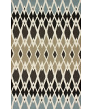 RugStudio presents Nuloom Hand Hooked Samuel Brown Hand-Hooked Area Rug