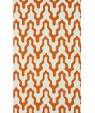 RugStudio presents Nuloom Hand Hooked Liam Orange Hand-Hooked Area Rug