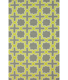 RugStudio presents Nuloom Hand Hooked North Green Hand-Hooked Area Rug