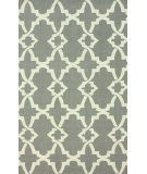 RugStudio presents Nuloom Hand Hooked Brandon Grey Hand-Hooked Area Rug