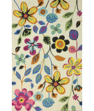 RugStudio presents Nuloom Hand Hooked Polly Multi Hand-Hooked Area Rug