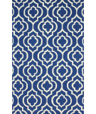 RugStudio presents Nuloom Hand Hooked Poppy Navy Hand-Hooked Area Rug