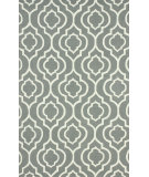 RugStudio presents Nuloom Hand Hooked Poppy Grey Hand-Hooked Area Rug