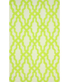 RugStudio presents Nuloom Hand Hooked Rico Green Hand-Hooked Area Rug