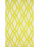 RugStudio presents Nuloom Hand Hooked Rico Gold Hand-Hooked Area Rug