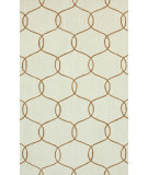 RugStudio presents Nuloom Hand Hooked Honeycomb Brown Hand-Hooked Area Rug