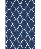 RugStudio presents Rugstudio Sample Sale 104538R Royal Blue Hand-Hooked Area Rug