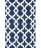 RugStudio presents Nuloom Hand Tufted Criss Cross Blue Hand-Tufted, Good Quality Area Rug