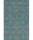 RugStudio presents Nuloom Hand Tufted Elizabeth Blue Nile Hand-Tufted, Good Quality Area Rug
