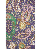 RugStudio presents Nuloom Hand Tufted Poppy Purple Hand-Tufted, Good Quality Area Rug