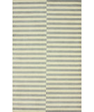 RugStudio presents Nuloom Hand Tufted Off Side Dusk Blue Hand-Tufted, Good Quality Area Rug