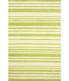 RugStudio presents Nuloom Hand Tufted Side Lines Green Hand-Tufted, Good Quality Area Rug