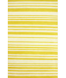 RugStudio presents Nuloom Hand Tufted Side Lines Lemon Hand-Tufted, Good Quality Area Rug