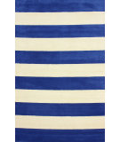 RugStudio presents Nuloom Hand Tufted Nautical Blue Hand-Tufted, Good Quality Area Rug