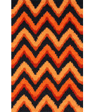 RugStudio presents Nuloom Hand Tufted Candy Orange Hand-Tufted, Good Quality Area Rug