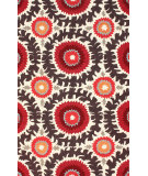 RugStudio presents Nuloom Hand Tufted Suzani Multi Hand-Tufted, Good Quality Area Rug
