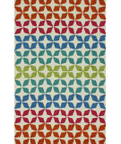 RugStudio presents Nuloom Hand Tufted Dexter Bright Multi Hand-Tufted, Good Quality Area Rug