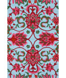 RugStudio presents Nuloom Hand Tufted Lyn Sky Hand-Tufted, Good Quality Area Rug