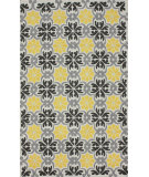 RugStudio presents Nuloom Hand Tufted Misha Yellow Hand-Tufted, Good Quality Area Rug