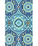 RugStudio presents Nuloom Hand Tufted Kirk Blue Hand-Tufted, Good Quality Area Rug