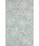RugStudio presents Nuloom Hand Tufted Zen Grey Hand-Tufted, Good Quality Area Rug