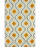 RugStudio presents Nuloom Hand Hooked Retro Garden Orange Hand-Hooked Area Rug