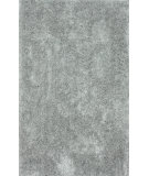 RugStudio presents Nuloom Hand Tufted Vanni Shag Silver Area Rug