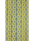 RugStudio presents Nuloom Hand Hooked Stuart Plush Yellow Hand-Hooked Area Rug