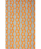 RugStudio presents Nuloom Hand Hooked Stuart Plush Orange Hand-Hooked Area Rug