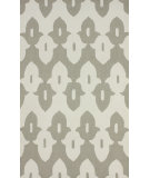 RugStudio presents Nuloom Hand Hooked Honor White Hand-Hooked Area Rug