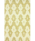 RugStudio presents Nuloom Hand Hooked Honor Gold Hand-Hooked Area Rug