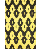 RugStudio presents Nuloom Hand Hooked Honor Black Hand-Hooked Area Rug