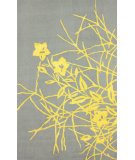 RugStudio presents Nuloom Hand Hooked Symphonia Gold Hand-Hooked Area Rug