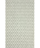RugStudio presents Nuloom Hand Hooked Pedro Soft Grey Hand-Hooked Area Rug