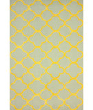 RugStudio presents Nuloom Hand Hooked Ina Gold Hand-Hooked Area Rug